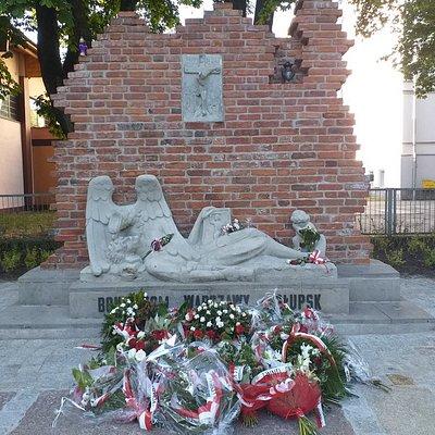 Pomnik Powstańców Warszawskich