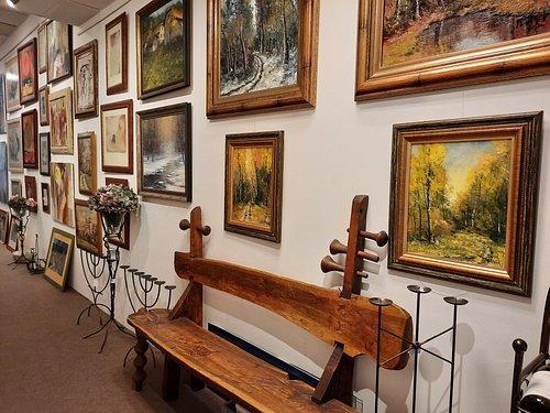 Galéria Velvet - výstava umeleckej rezbárskej práce