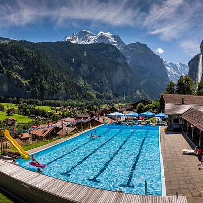 Schwimmbad Lauterbrunnen