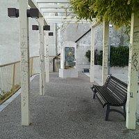 La veranda del belvedere