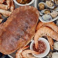 Platter Crab
