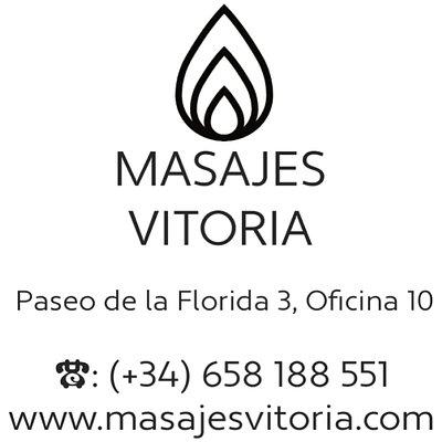 Contacto de Masajes Vitoria