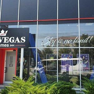 Sala de jocuri Las Vegas Games – Timisoara, Calea Aradului Nr.85A – intrare