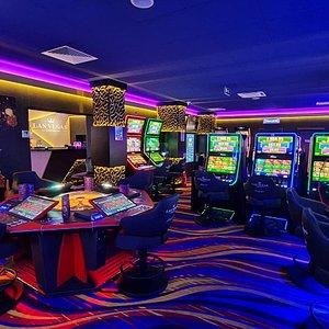 Sala de jocuri Las Vegas Games – Timisoara, Calea Aradului Nr.85A – sloturi, pacanele, ruleta, jackpoturi, premii cash, tombole