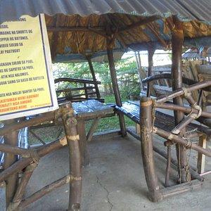 San Vali Resort cabins