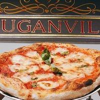 "Pizza Margherita ""the Queen"""