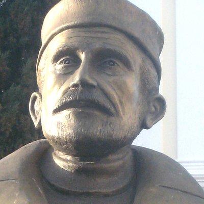 Sculptured by Georgios Roussis artist from Piraeus