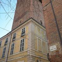 il palazzo e la torre
