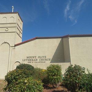 Mt Olive Lutheran Church, Milpitas, CA