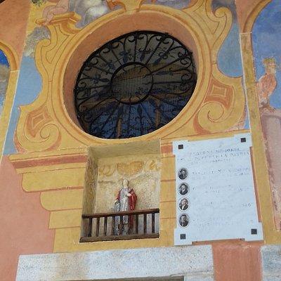 Chiesa della frazione Farettaz