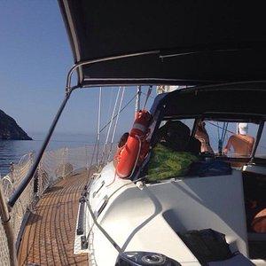 Associazione Mare e Monti - Gite in Barca a Vela
