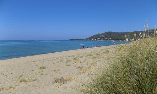 spiaggia di Ogliasto