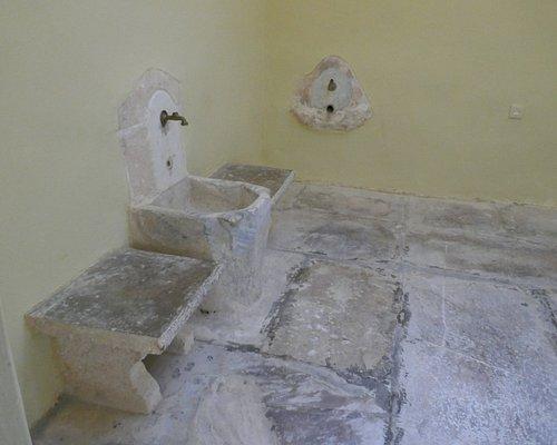 Inside Turkish Bath House