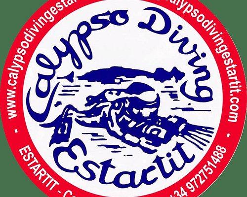 Logo Calypso Diving Estartit