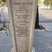 Busto di Toto