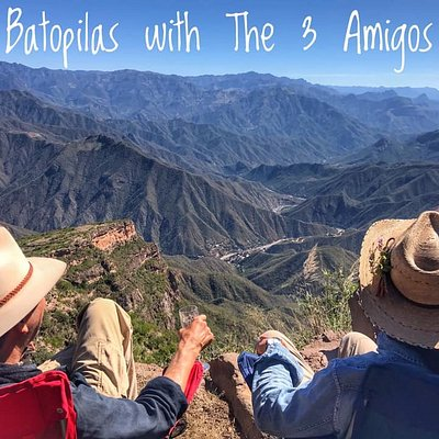 Our Sinforosa Canyon and Batopilas Canyon private day tours are ideal for social distancing and amazing canyon views.   Book on our website directly to reserve any private day tours in advance.