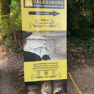 Grottentocht Valkenburg