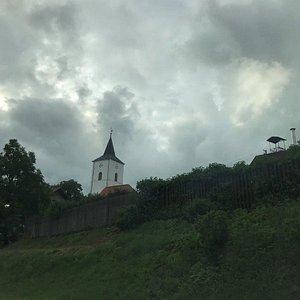 Kostel svateho Jakuba Starsiho Kirche st. Jakub Nosislav