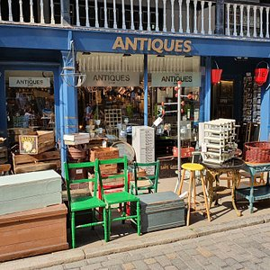The Antiques Shop