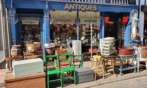The Antiques Shop