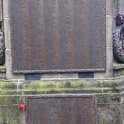 The Men of Stirling Monument