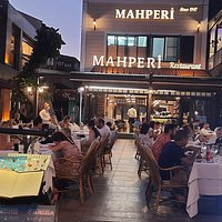 Mahperi in the evening light