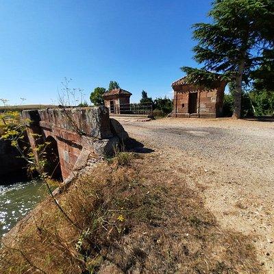 Septima Esclusa Canal De Castilla