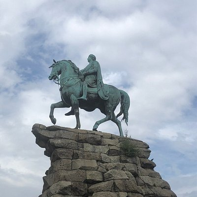 The Copper Horse