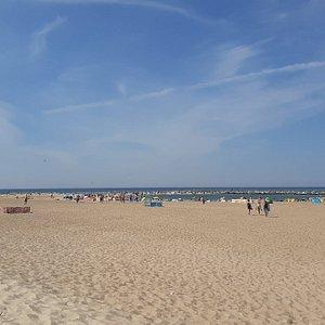Plaża Dubaj