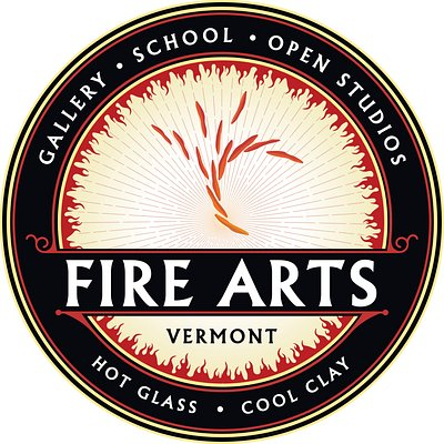 Fire Arts Vermont Logo