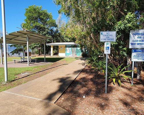 Cardwell Park Rest Area