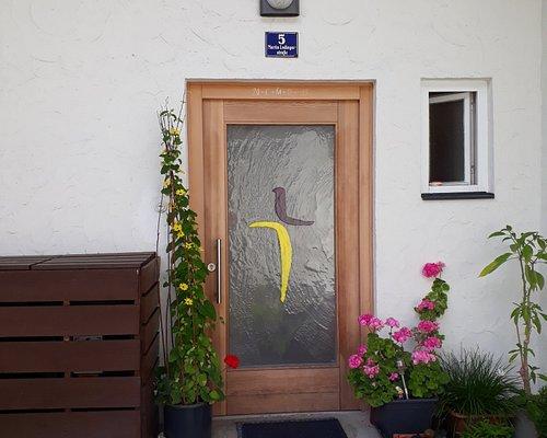 Zugang Pfarrhaus