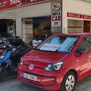 Safewheels rental kos