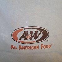 A&W bag