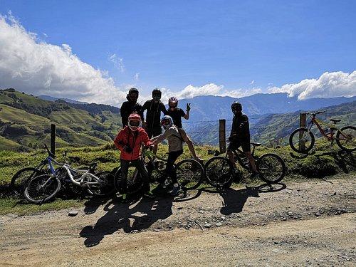 @mountainbikesalento   @hostalestrelladeagua #salentocolombia #salento +57 3127696391