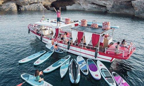 Salvador Boat Trip