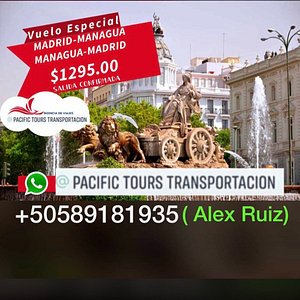 Reserva ya ✈️✈️  WhatsApp:+50589181935
