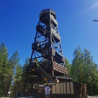 Himmaanmäen Näkötorni