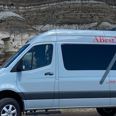 ABest Transport and Tour Services | Private Transfer and Sightseeing Tour Services, Photo taken in Drumheller, Alberta