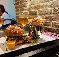 burger - Bistro du Panier