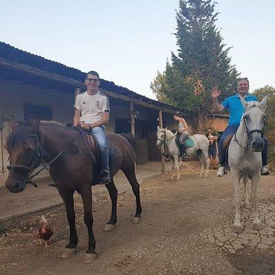 Cavallonatura centro equestre a Castelbuono. Il top.