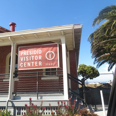 Presidio Visitor Center, San Francisco, CA