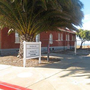 Presidio Visitor Center, San Francisco, CA