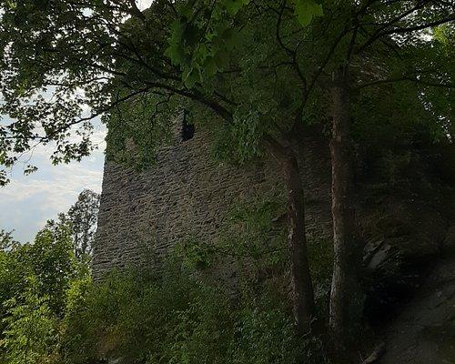 Haller Ruine in Monschau