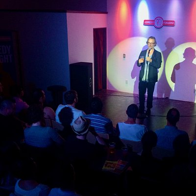 Ben Kronberg headlines a show at our Nakasu venue.