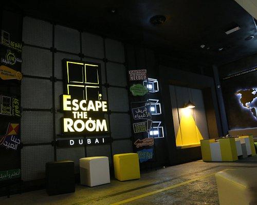Escape The Room Dubai