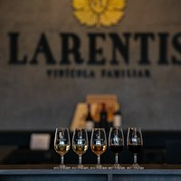 Degustação Clássica Larentis - 5 rótulos