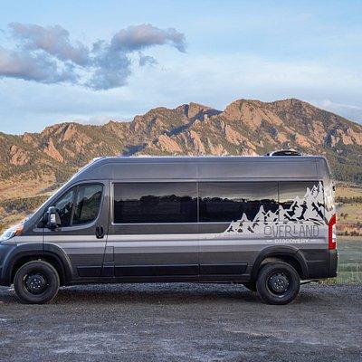 Overland Discovery - Explorer Plus Campervan Rental - Denver, CO