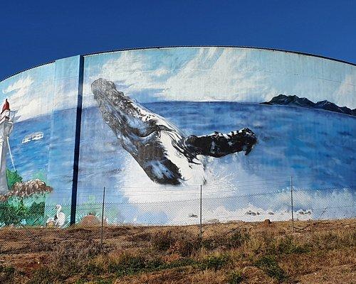Watertank Murals