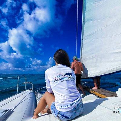 Catamaran trips, book with us!